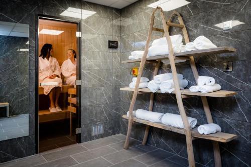 Kingswood Hotel Citywest Sauna