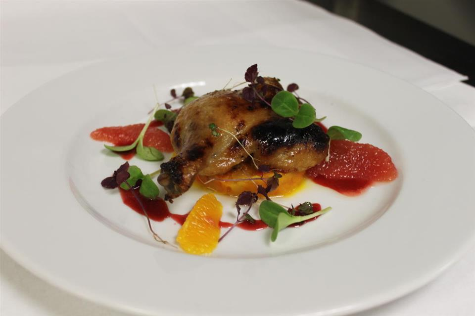 Maldron Hotel Sandy Road Galway Dinner