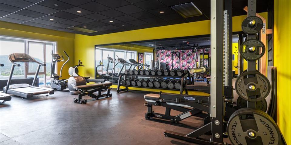 Thon Hotel Alta Gym