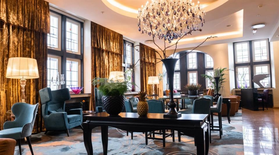 Clarion Collection Hotel Havnekontoret Lobby