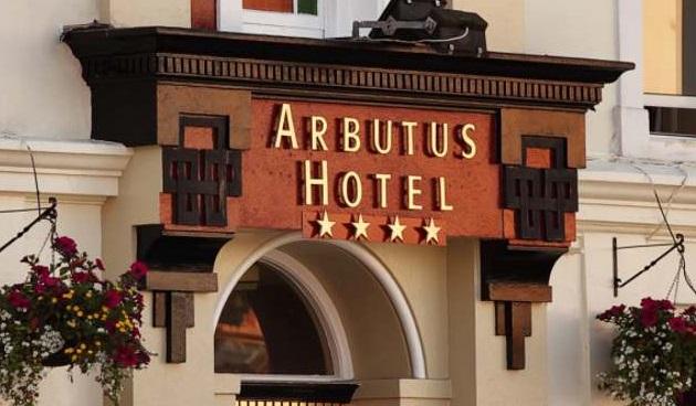 Arbutus Hotel Exterior