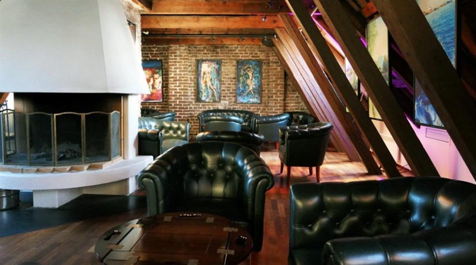 Clarion Collection Hotel Amanda Bar