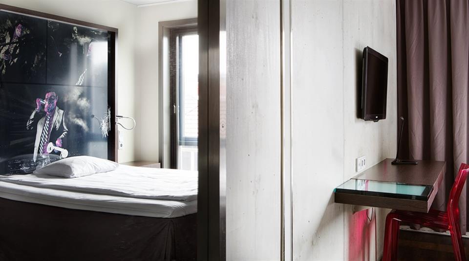 Comfort Hotel Square Enkelrum