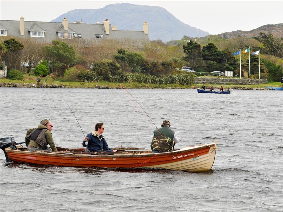 Renvyle Hotel fishing