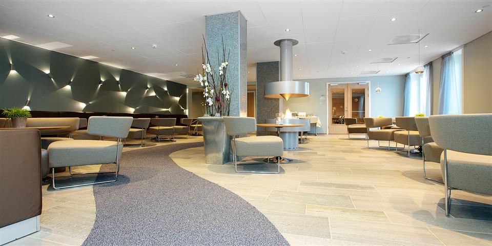 Thon Hotel Surnadal Lobby