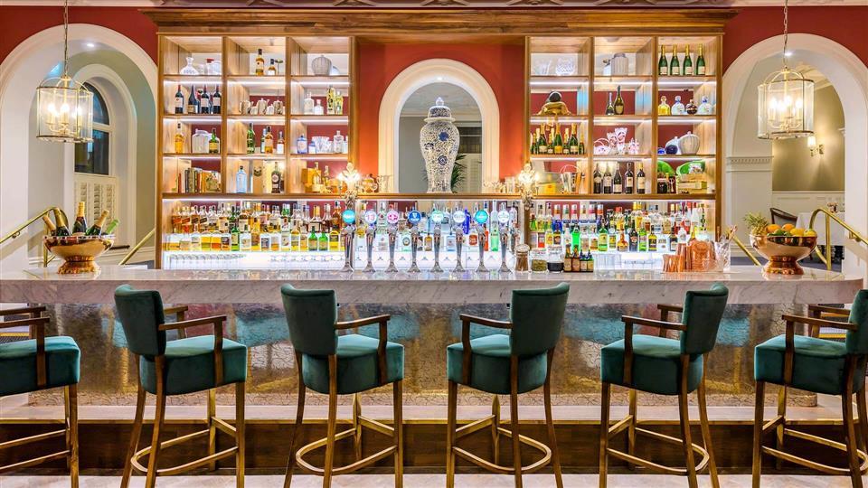 The Metropole Hotel Bar