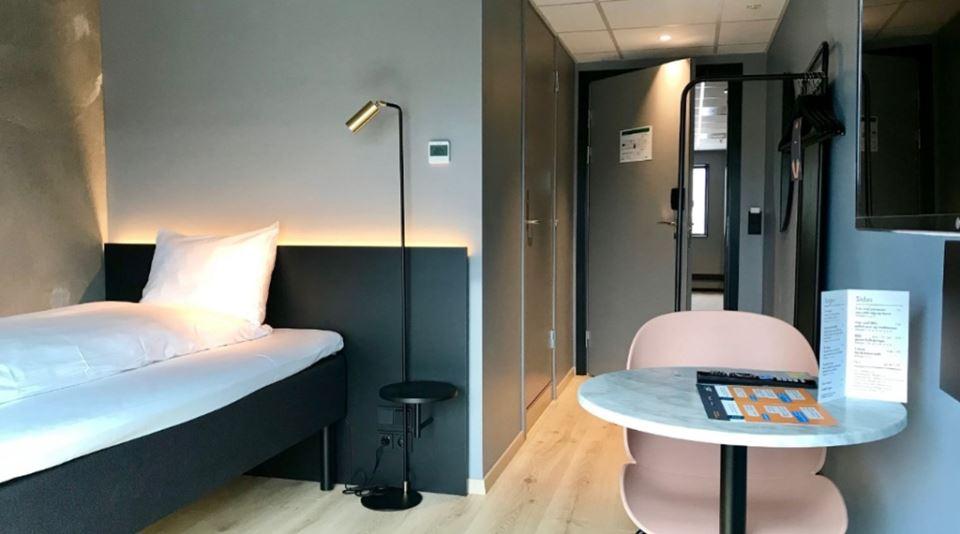 Comfort Hotel Porsgrunn Enkelrum