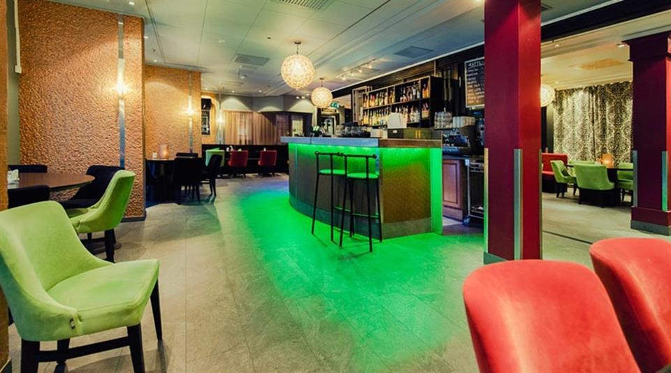 Quality Hotel Grand Kongsberg Lounge