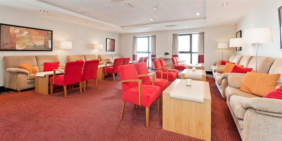 Thon Hotel Saga Lounge