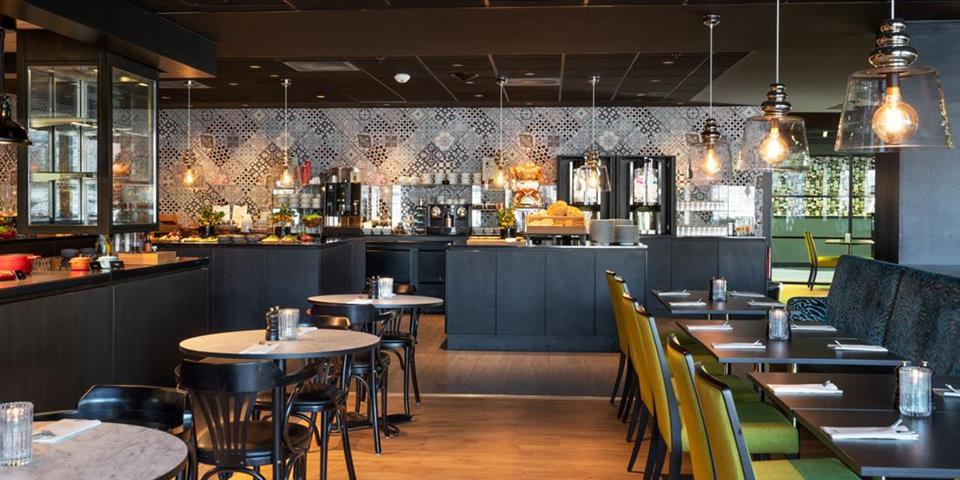 Thon Hotel Triaden Restaurang