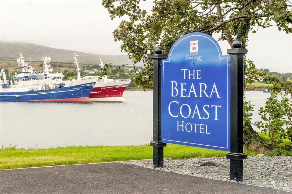 Beara Coast Hotel grounds