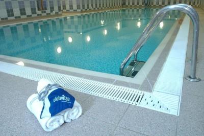 Maldron Hotel Shandon Swimming Pool