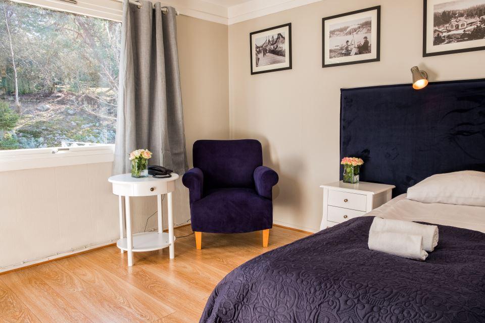 Unike Hankø Hotell & Spa Single room