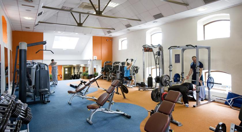 The Talbot Wexford Gym