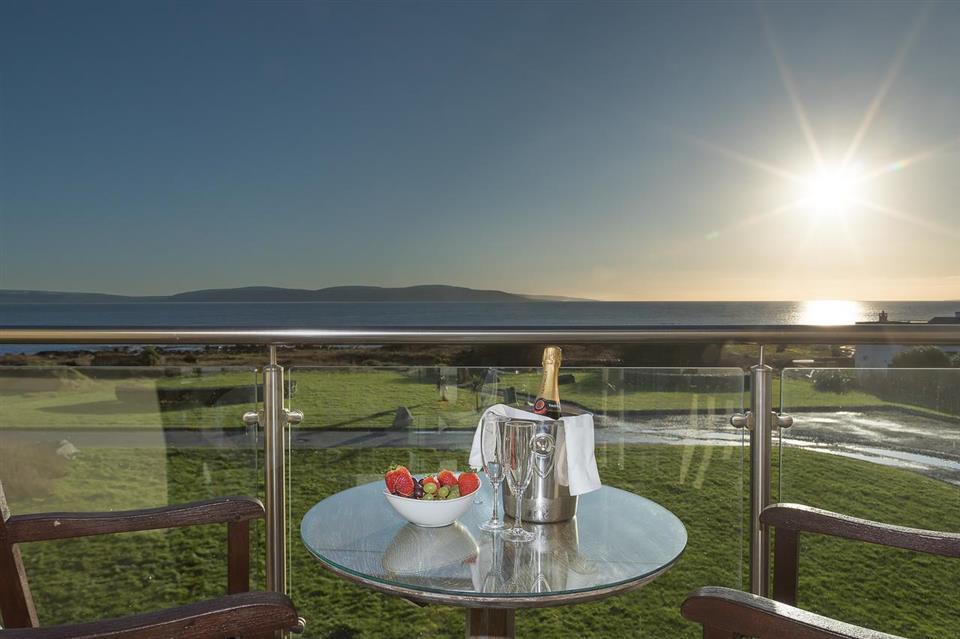 Connemara Coast Hotel Balcony