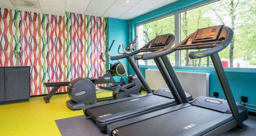 Thon Hotel Cecil Gym