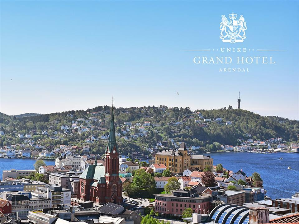Grand Hotel Arendal Miljö