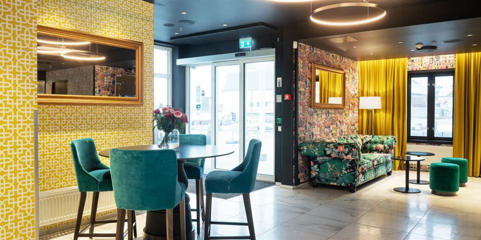 Thon Hotel Kristiansund Lobby