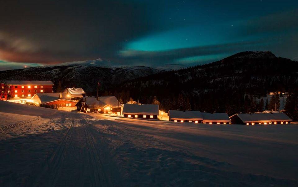 Rondane Høyfjellshotell Område