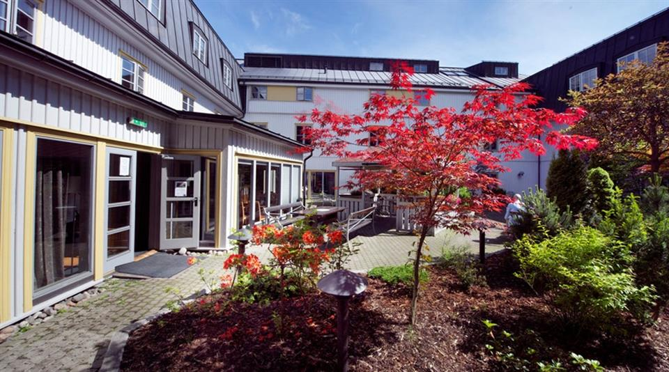 Clarion Collection Hotel Tollboden Trädgård