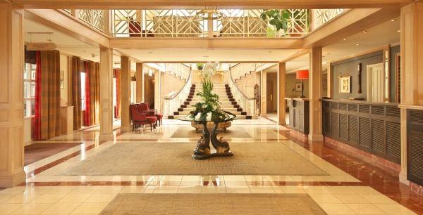 Connemara Coast Hotel Reception