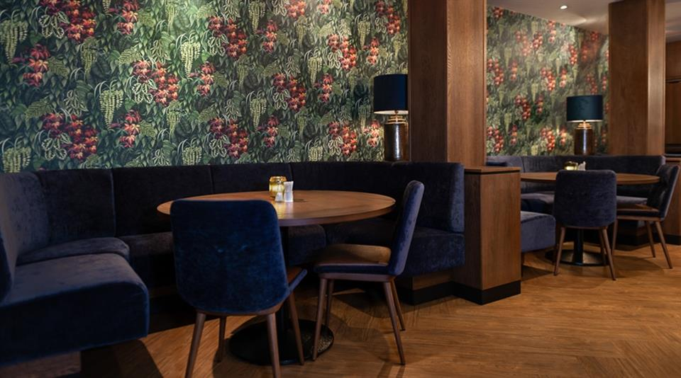Quality Hotel Sogndal Restaurang
