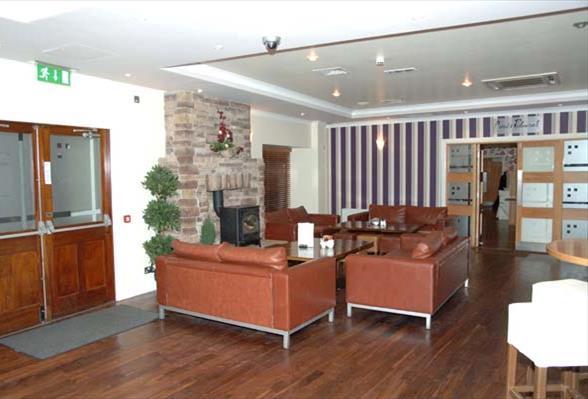 Corralea Court Hotel Lounge