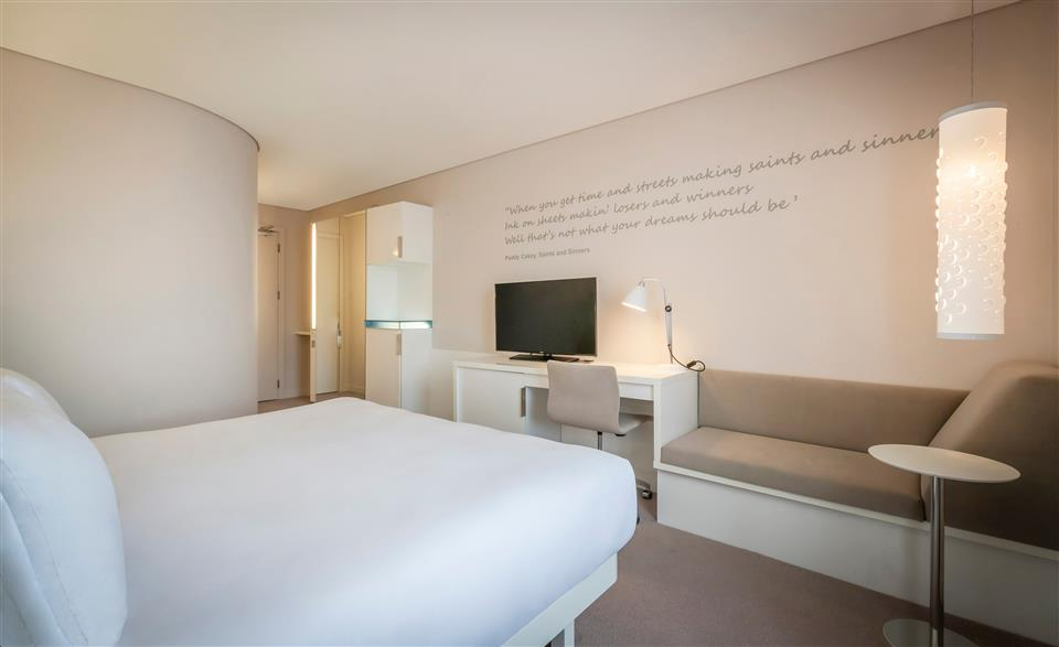 The Morrison Hotel Double Room