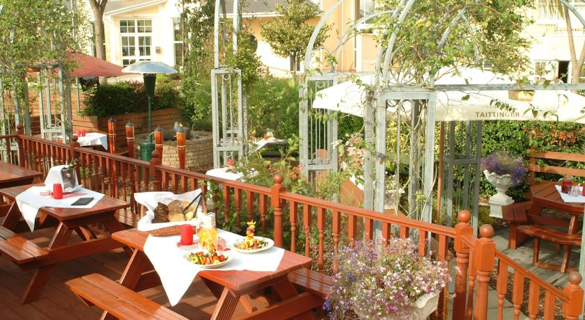 Whitford House Hotel Terrace
