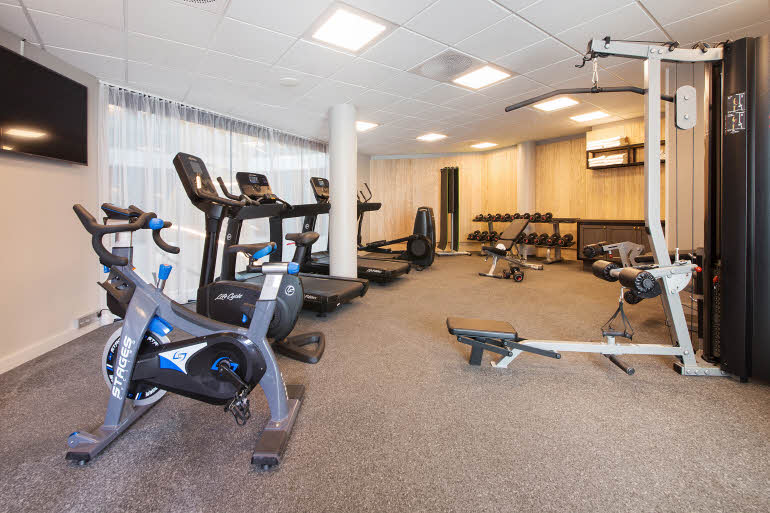 Scandic Flesland Airport Gym