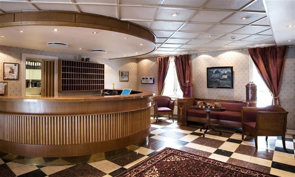 First Hotel Breiseth Reception