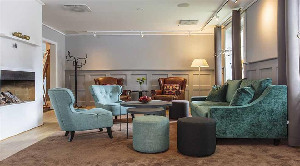 Clarion Collection Hotel Uman  Lobby
