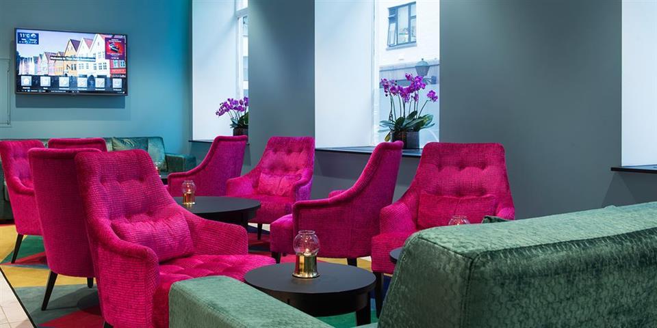 Thon Hotel Rosenkrantz Bergen Lobby