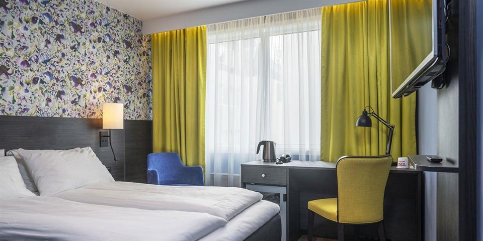 Thon Hotel Tromsö Rum