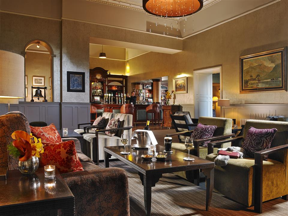Great Southern Hotel Brownes Bar