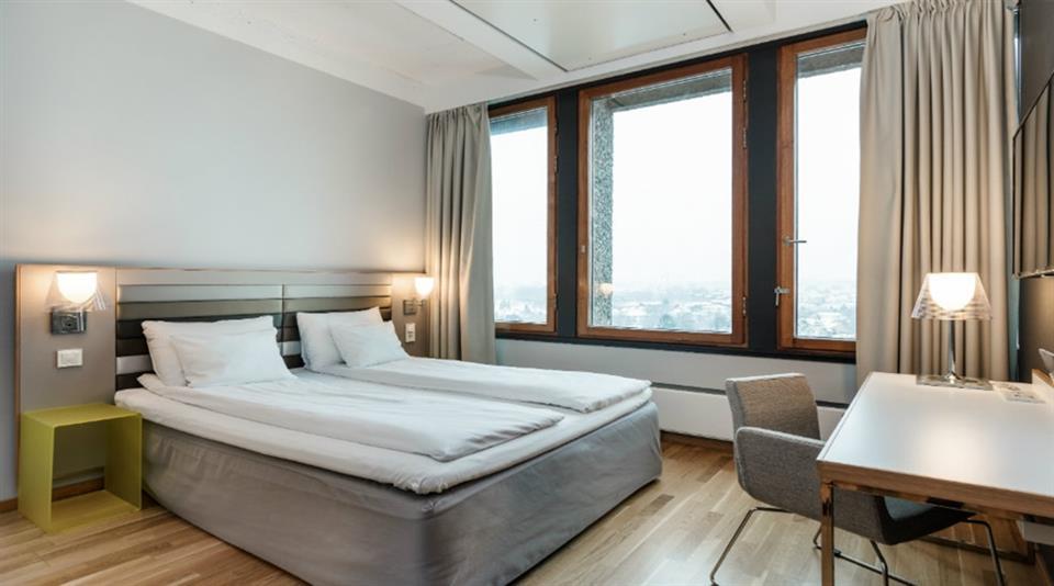Quality Hotel 33 Standard Dubbelrum