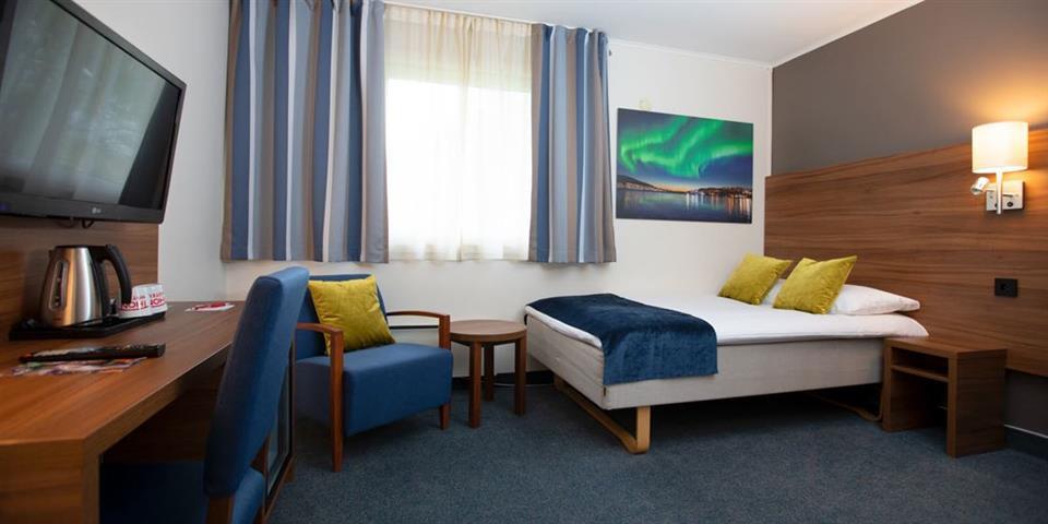 Thon Hotel Narvik Enkelrum