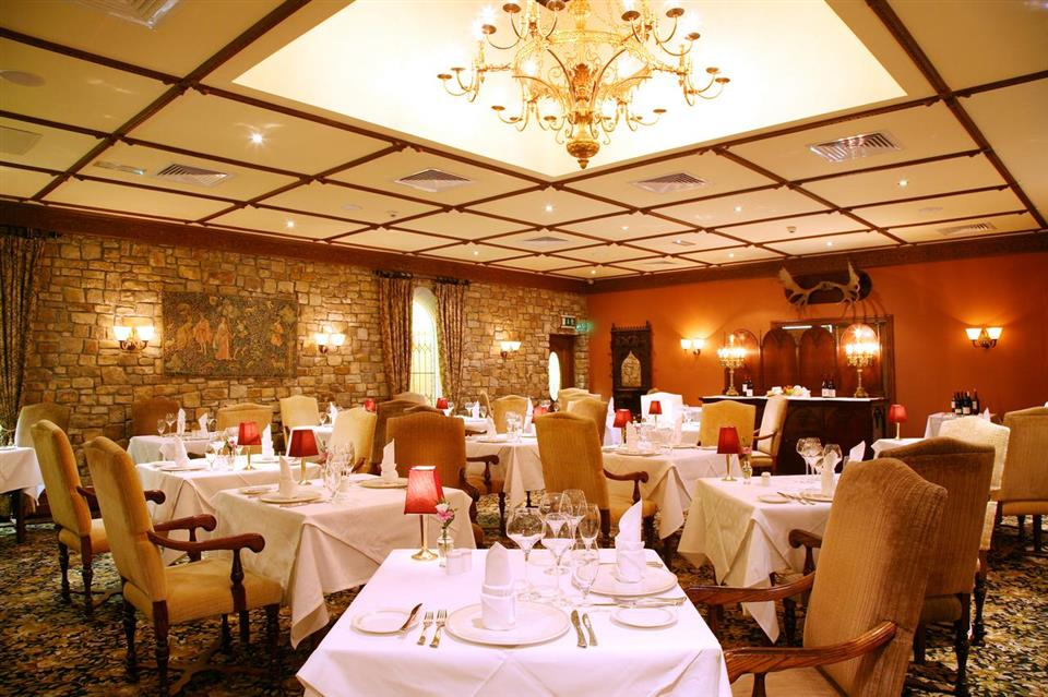 Lough Rynn Castle Restaurant