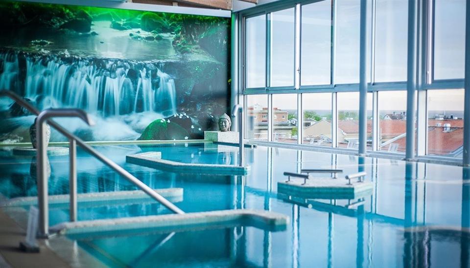 Varbergs Stadshotell & Asia Spa Pool