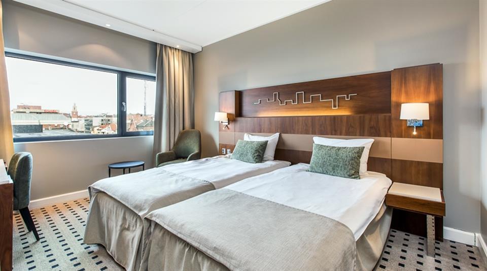 Quality Hotel Fredrikstad Standard twin