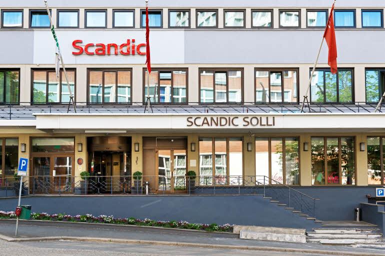 Scandic Solli Entré