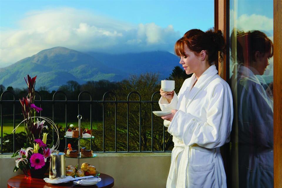 The Brehon Hotel Mountain view