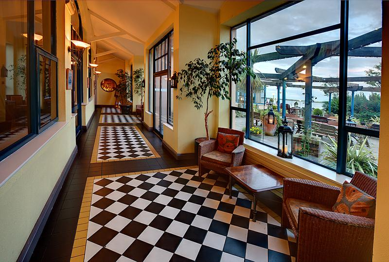 Ferrycarrig Hotel Terrace
