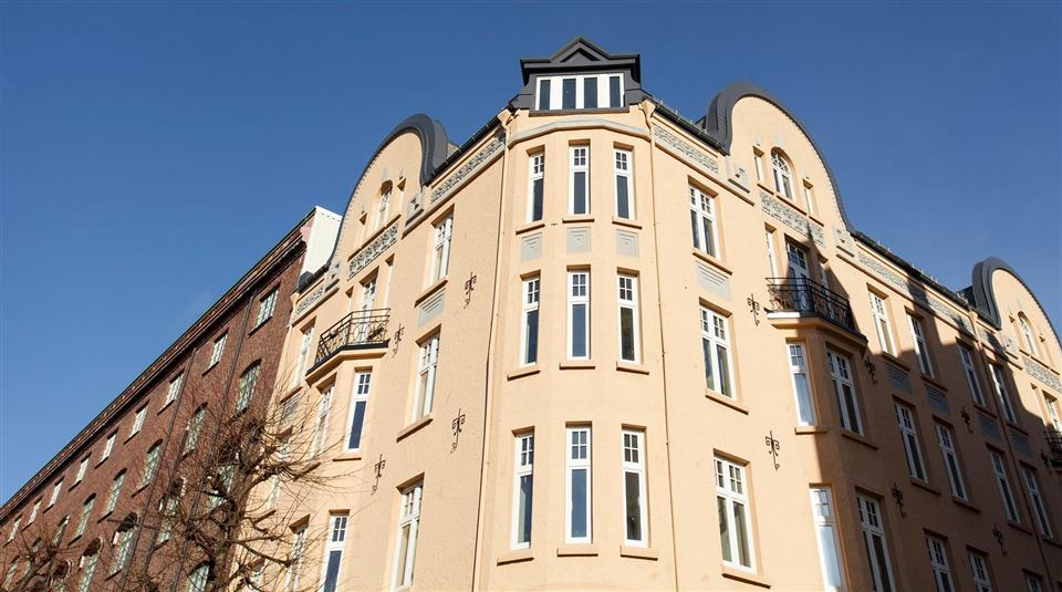 Bergen Harbour Hotel Fasad