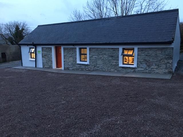 Cloghboola Cottage Entrance