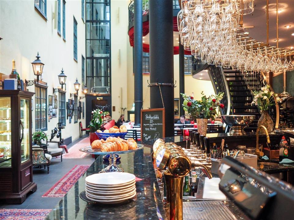 Hotel Kungsträdgården - The King's Garden Bar