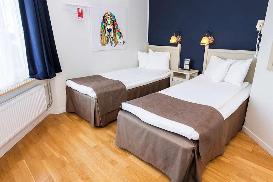 Best Western Eurostop Örebro Twin Room