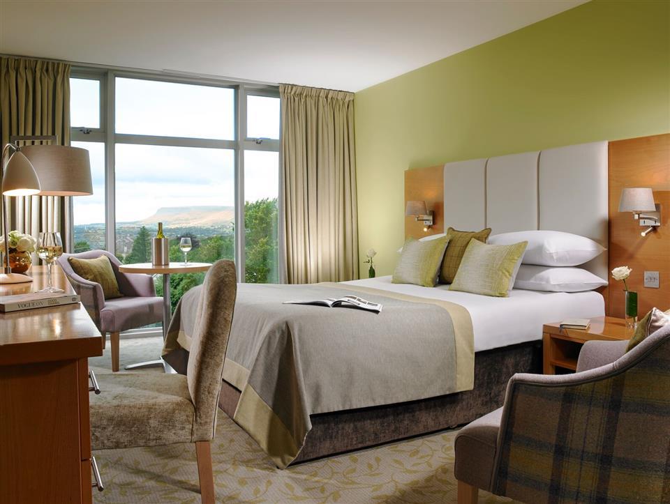 Sligo Park Hotel & Leisure Centre Bedroom