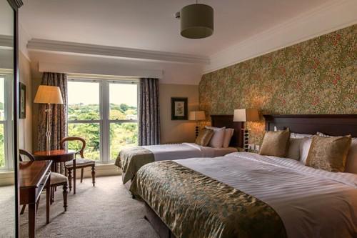 West Cork Hotel Bedroom