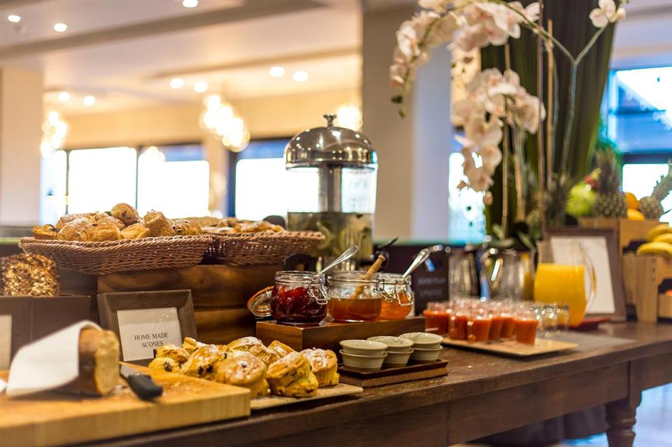 The Montenotte Hotel Breakfast